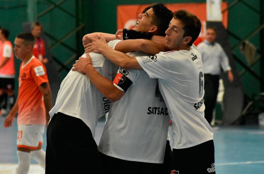 Fotografía: CANOB_Futsal